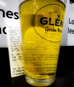Cheers to Glen's on their 2nd Anniversary!