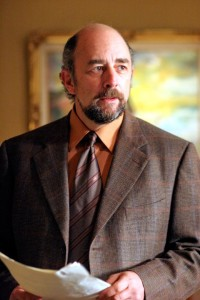 Richard Schiff as Toby Ziegler on 'The West Wing. Photo: NYDailyNews.com