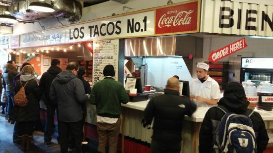 photo: Los Tacos Numero 1