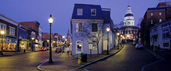 Annapolis City Center - Photo: Jaap Hart, Getty Images